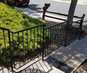 Custom Design Hnad rail sidewalk