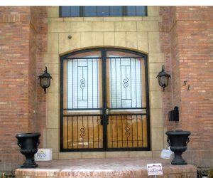 Custom Front security doors_0002