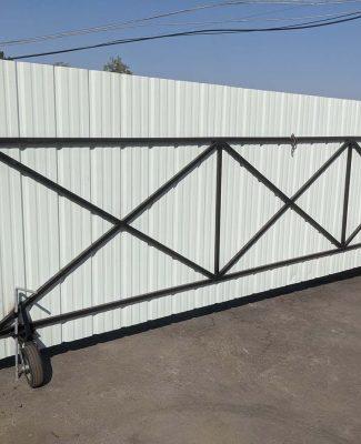 Custom rolling gate