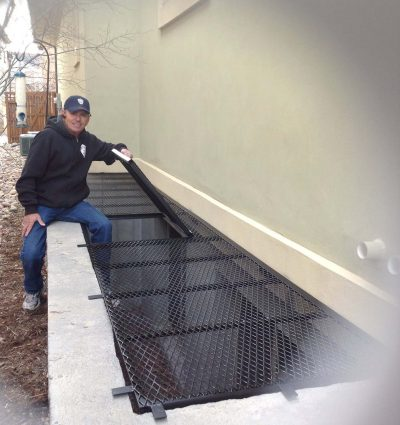 Hatch -Style Grate