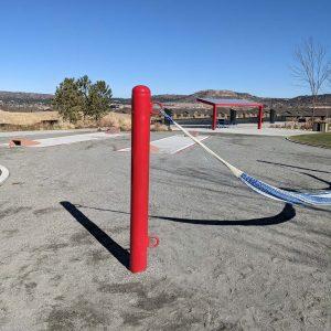castle rock park slack line